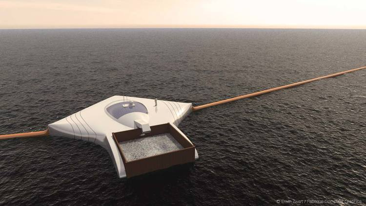Ocean Skimmer