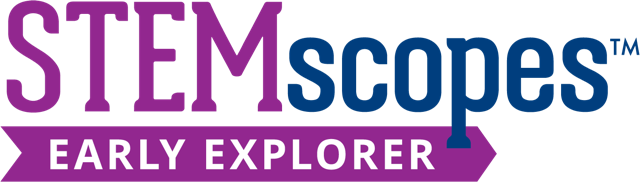 STEMscopes Early Explorer Logo